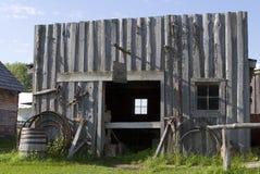 Old West Blacksmith Shop. An old west blacksmith shop Royalty Free Stock Image