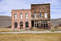 Old West Ghost Town Royalty Free Stock Photos