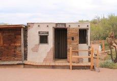USA, Arizona: Old West - Jail Royalty Free Stock Image
