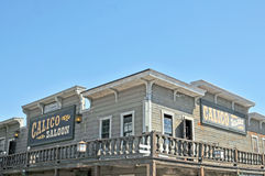 Old West Saloon Stock Image
