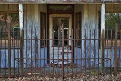 Old west style facade. An old west style facade stock image