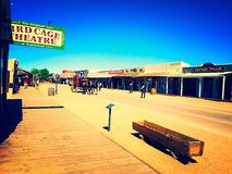 Old west Royalty Free Stock Photography