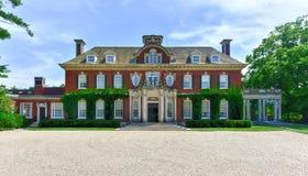 Old Westbury Gardens Mansion - Long Island Stock Photos