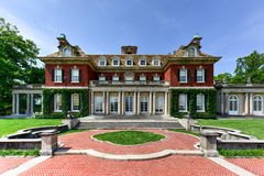 Old Westbury Gardens Mansion - Long Island Royalty Free Stock Images