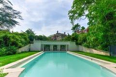 Old Westbury Gardens Mansion - Long Island Royalty Free Stock Photos