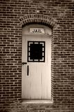 Old Western Jail Royalty Free Stock Photos