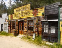 Old western saloon Royalty Free Stock Image