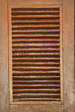 Old western swinging Saloon doors Stock Photo