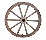 Old Wheel Stock Image