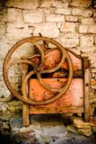 Old wheel Royalty Free Stock Photos