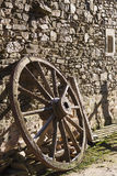Old wheel Stock Image