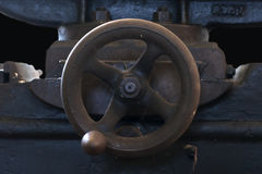Old wheel royalty free stock images