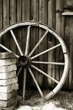 Old wheel Royalty Free Stock Photo