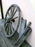 Old wheel Royalty Free Stock Image