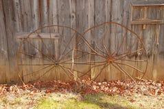 Old Wheels Stock Photos