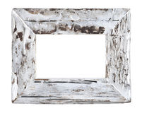 Old white Barn Wood frame Stock Photos
