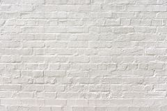 Old white brick wall background Stock Photos
