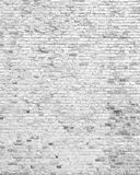 Old white brick wall texture background Royalty Free Stock Photo