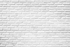 Old white brick wall Texture Design. Empty white brick Background for Presentations and Web Design. A Lot of Space for royalty free stock image