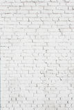 Old White brick wall Texture Royalty Free Stock Photos