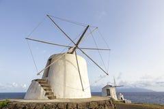 The Wind Mills of corvo