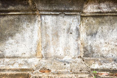 Old white concrete wall stock photography
