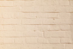 Old white and gray brick wall Royalty Free Stock Photography