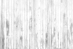 Old white grey wood texture and background in vintage tone. Plank light grunge wooden wall background stock photography