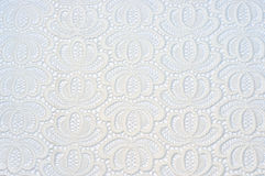 Free Old White Lace On White Backdrop Royalty Free Stock Images - 27883789