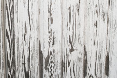 Old white painted door. Old white painted cottage door Stock Photo