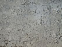 Old white plaster. Stock Photography