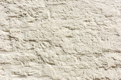 Old White Plaster Paint Wall Background Stock Photography