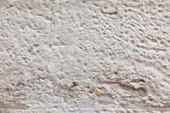Old White plaster wall texture background Royalty Free Stock Photography