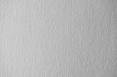 Old White Raw Concrete Wall Texture Background Suitable for Pres Stock Images