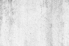 Old white scratched concrete wall Royalty Free Stock Photo