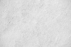 Old white stucco clay wall texture Royalty Free Stock Photography