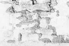 Old white  vintage stone wall background. Old white grunge vintage stone wall background Stock Photography
