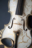 An old violin Royalty Free Stock Images