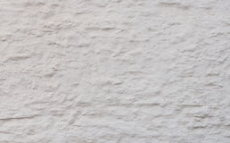 Old white wall stucco texture Royalty Free Stock Image