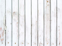 Old white weathered wooden background royalty free stock photography