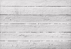 Old white weathered wooden background Royalty Free Stock Image