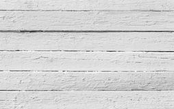 Old white weathered wooden background Royalty Free Stock Images