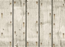 Old white wood background texture Stock Photos