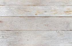Old white wood background wall texture Stock Photography