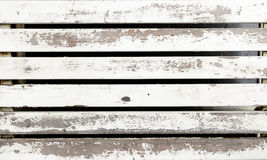 Old white wood texture and background Royalty Free Stock Photography
