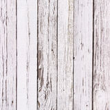 The old white wood texture with natural patterns background Stock Photo
