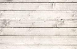 Old white wood texture stock images