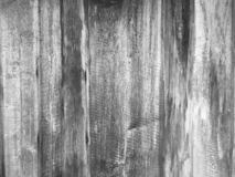 Old gray wooden fence background. stock photo