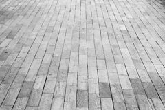 Old white wooden parquet. Background photo Stock Image