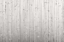 Old white wooden wall background photo texture Royalty Free Stock Image